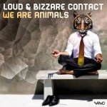 we are animals loud bizarre contact