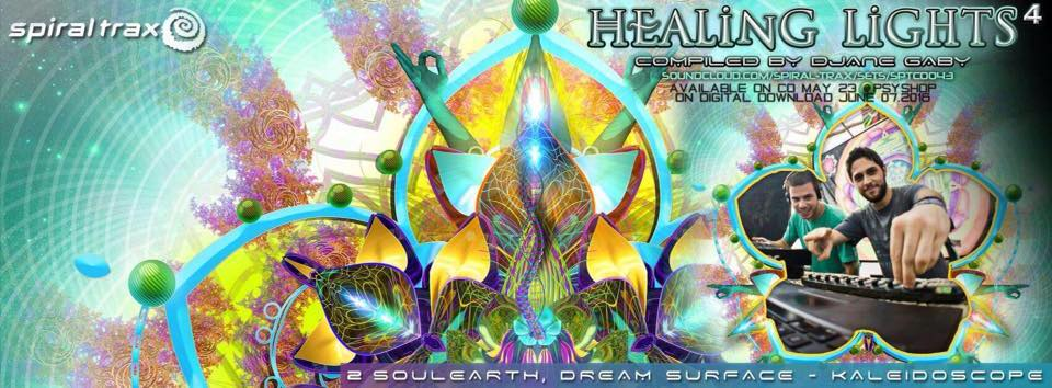 soulearth Healing Lights VA, compiled by DJane GABY