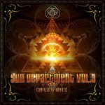 sun department vol3 psytrance-nomatic