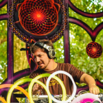telepatic live psytrance