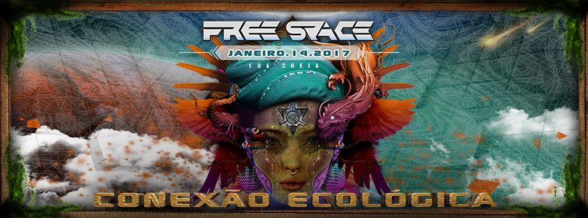 free space 8 psytrance