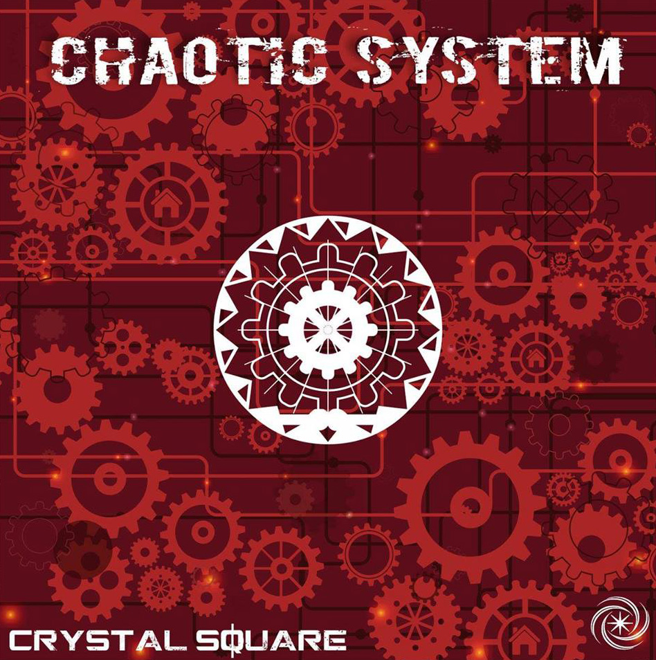 chaotic system cristal square