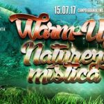warm up natureza mistica