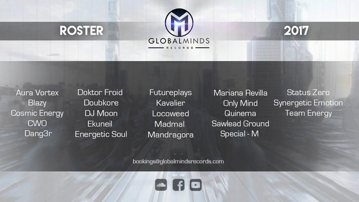 global minds records