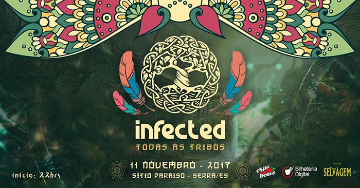 infected todas as tribos 2017
