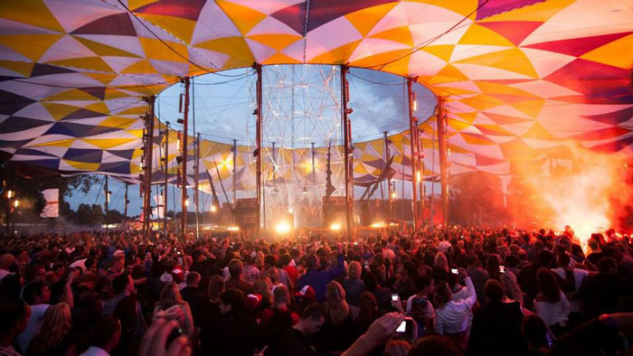 Mysteryland Holland - 2012